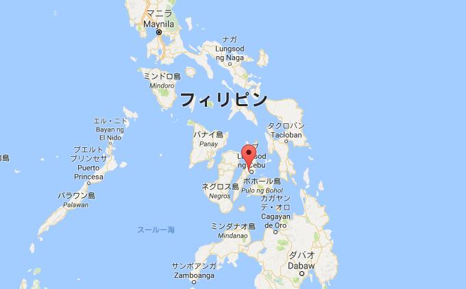 ブ島-Google-マップ