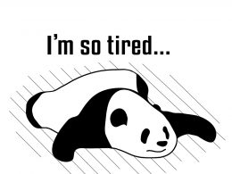 I'm so tired-pic
